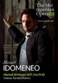 The Metropolitan Opera di New York: Idomeneo
