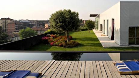 Aperitivo In Terrazza Visionair Rooftop A Lambrate è La