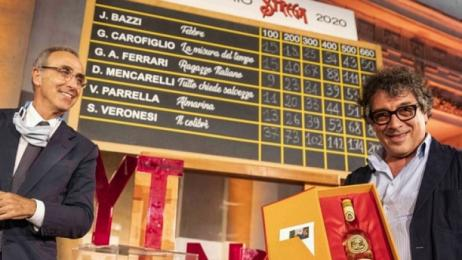 Sandro Veronesi vince il suo secondo Premio Strega