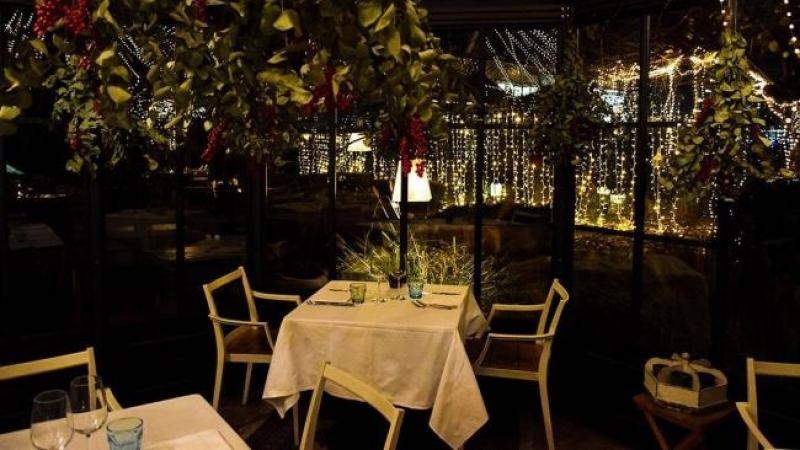 Illuminazione per ristoranti rustici: illuminazione per ambienti