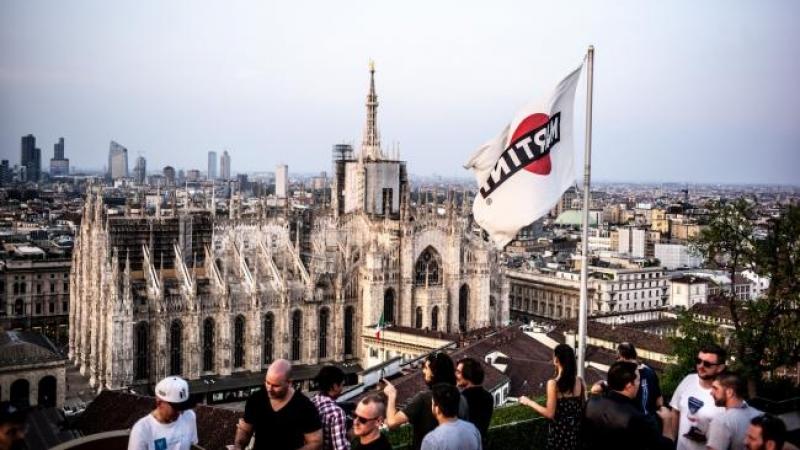 La Terrazza Martini è la «miglior location per eventi privati» di ...