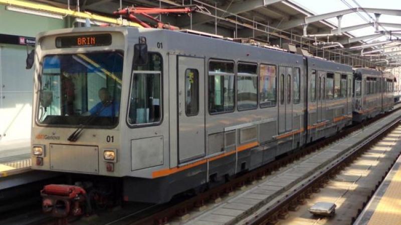 Metropolitana di Genova aperta anche di sera dal 10 dicembre. Orari ...