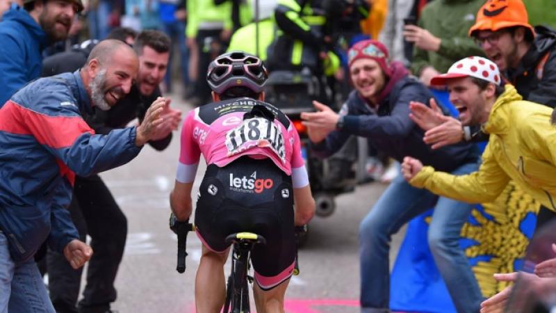 Giro d'Italia 2019 Frascati: strade chiuse al traffico ...