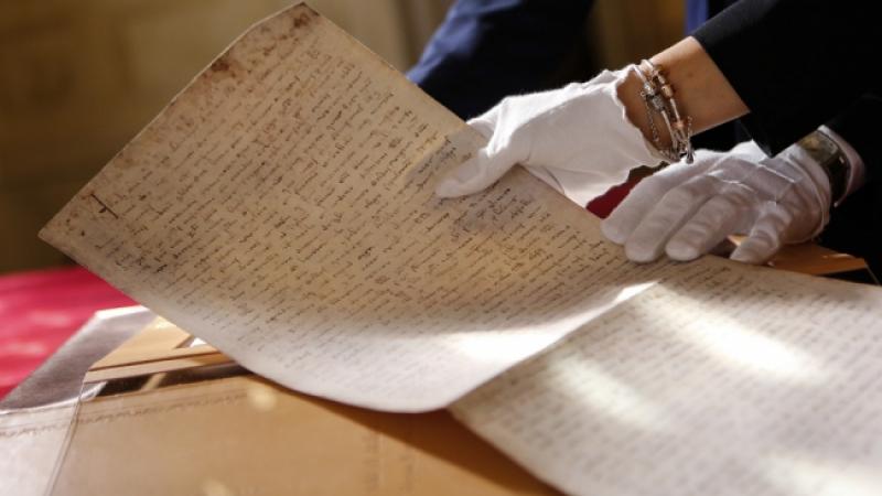 Il testamento di Marco Polo esposto al Museo d'Arte