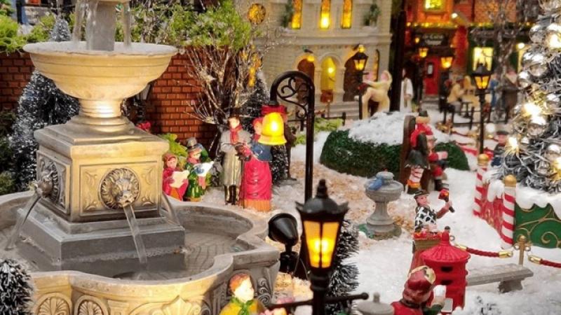 Villaggi Natale 2019.Natale 2019 Apre Il Villaggio Di Natale Al Solara Garden