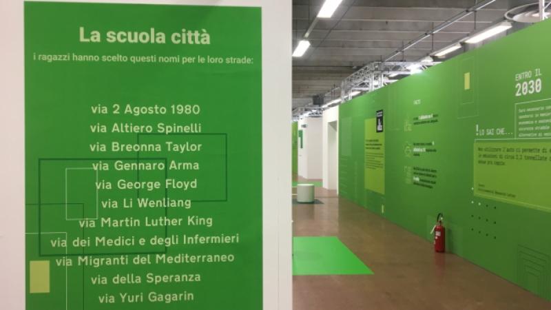 A Bologna la scuola in Fiera: 75 aule e 1600 studenti ...