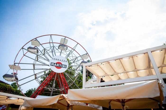 Aperitivi sulla ruota panoramica al Parco Sempione: orari e prezzi ...