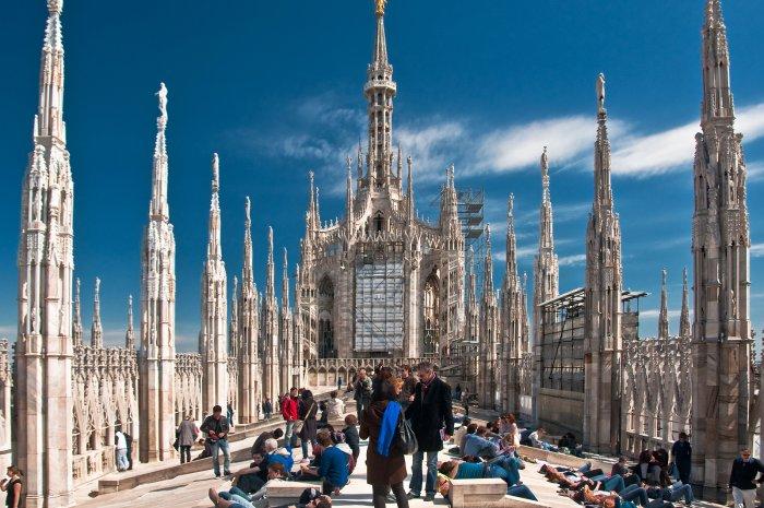 Visitare Le Terrazze Del Duomo Info Orari E Biglietti Per