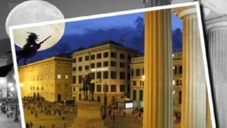 La Befana Vien Di Notte Mistery Tour Alle Terrazze Del