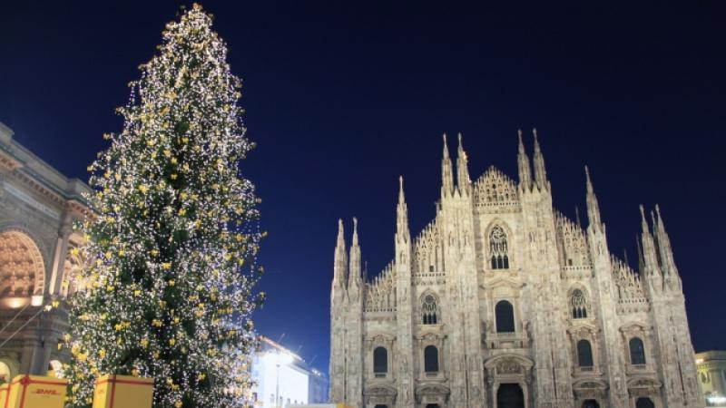 Albero Di Natale Milano.Albero Di Natale 2018 In Piazza Duomo Cerimonia Di Accensione Milano