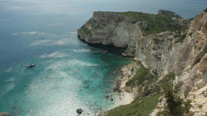 Tramonto alla Sella del diavolo, trekking - Cagliari